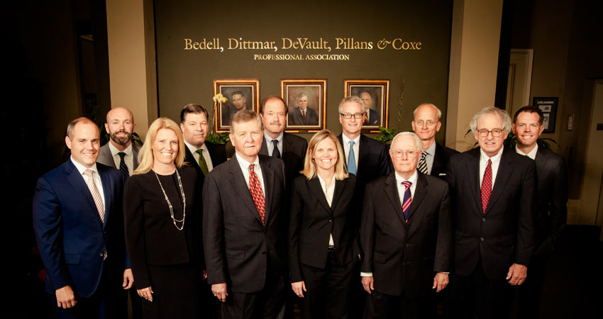 Bedell Firm Group Photo