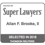 SuperLawyers - Allan F Brooke II