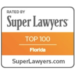 Super Lawyers - Top 100 in FL