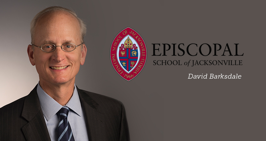 David Barksdale Joins Episcopal Boards for 2019-2020