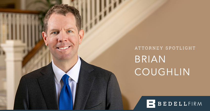 Attorney Spotlight: Brian Coughlin